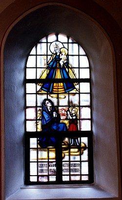 Fenster Euskirchen kreuzweingarten heilig kreuz kreisstadt euskirchen